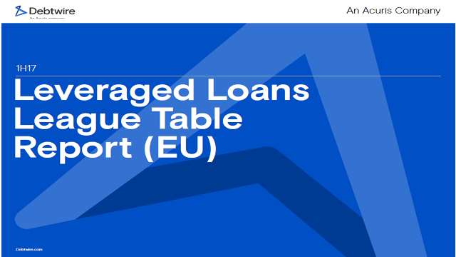 Leveraged Loans League Table Report