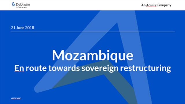 Mozambique - En route towards sovereign restructuring