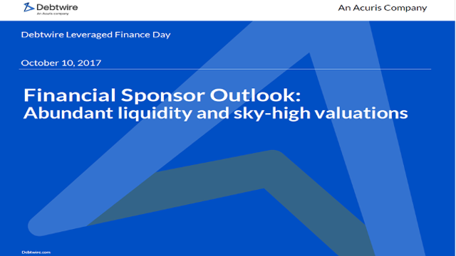 Financial Sponsor Outlook: Abundant liquidity and sky-high valuations