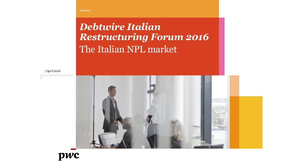 Download: The Italian NPL Market