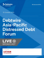 Download Debtwire Asia-Pacific Distressed Debt Forum 2020 Brochure