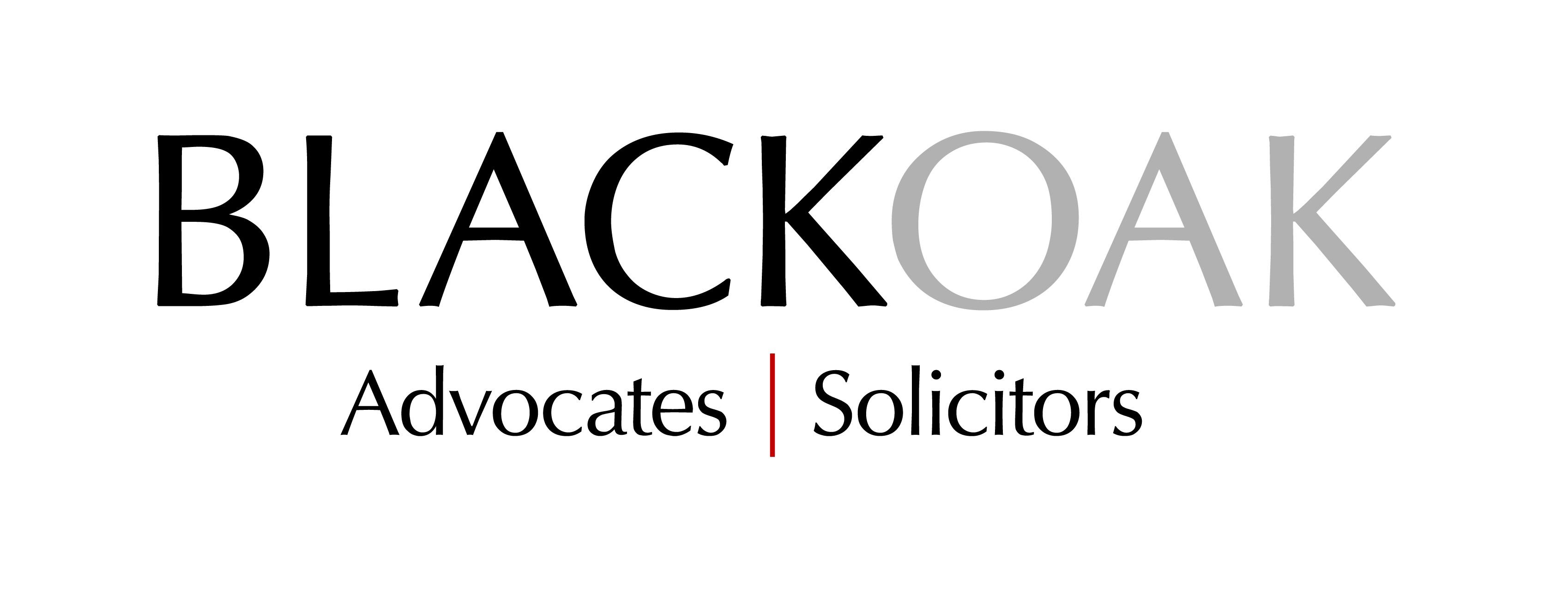 BlackOak Logo