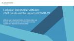 European Shareholder Activism Data