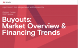 Buyouts: Market Overview & Financing Trends: Western Europe