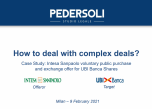 Deal case study: Intesa Sanpaolo