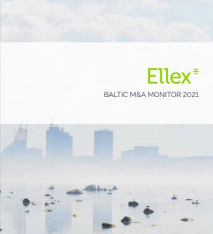 Ellex Baltic M&A Monitor 2021