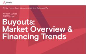 Buyouts: Market Overview & Financing Trends: Western Europe