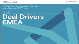 Deal Drivers EMEA HY 2020