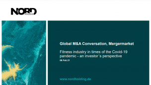 Fitness industry in times of the Covid-19 pandemic