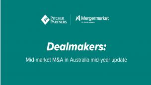 Dealmakers Australia Report HY 2020