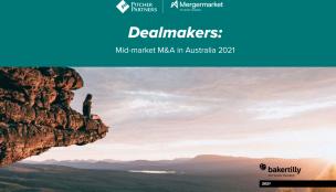 Dealmakers: Mid-market M&A in Australia 2021