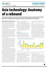 Asia technology: Anatomy of a rebound