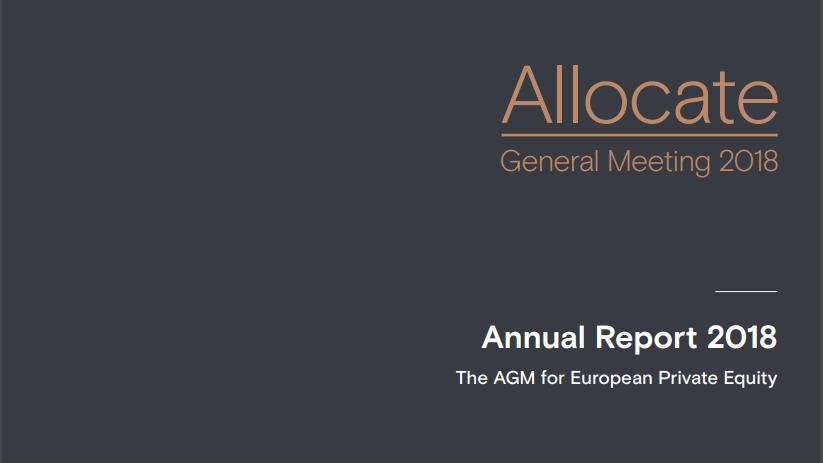 Allocate. Annual Report 2018