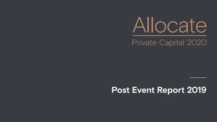 Allocate. Annual Report 2019